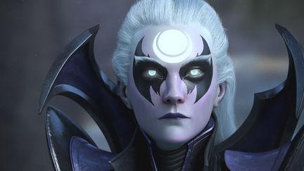 Diana ( League of Legends Fanart)