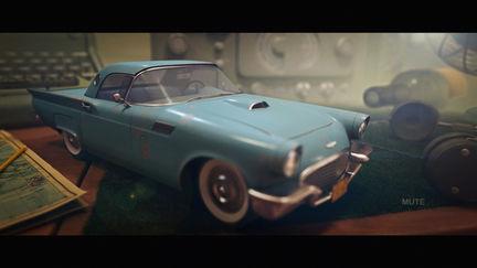 Thunderbird 1957