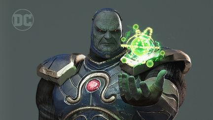 Darkseid & The Anti-Life equation