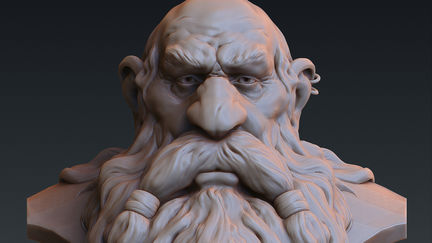 Dwarf of Middle-Earth