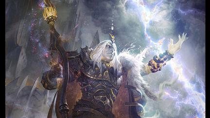 High Emperor Ildanev