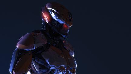 Military cyborg