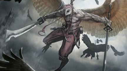 Garuda Knight 01