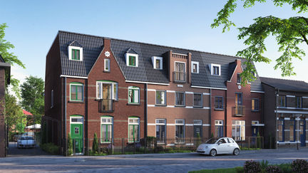House in Breda, Netherlands