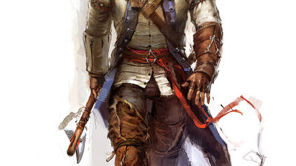 Assassin's Creed 3 Connor outfit concept