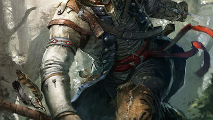 ImagineFX N.89 Cover illustration, Connor from AC3