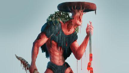 Monster villager