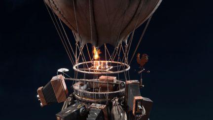 Vulturing Balloon