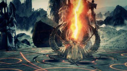 Wraith of Argent D'Nur