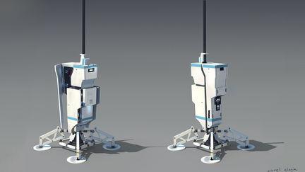 Fast Travel Lander