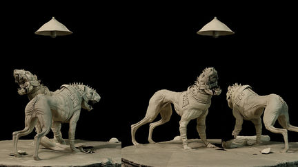 Animal Freedom_Clay & Wire