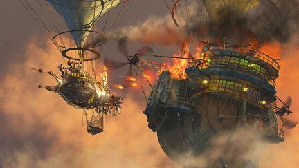 Steampunk Pirates