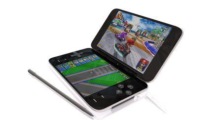 Nintendo DS2 Prototype 1