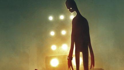Walking the alien