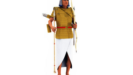 Ancient Egypt Chariot Warrior NK C