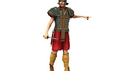Roman Legionary 1st Century AD