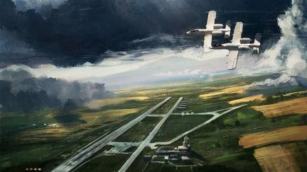 A-10C Warthogs