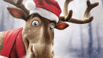 Happy elk
