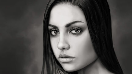 Portrait Study no.14 (Using Frank Reilly's Method)