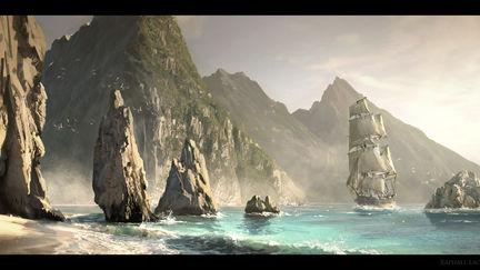 Assassin's Creed Black Flag - The Rocks