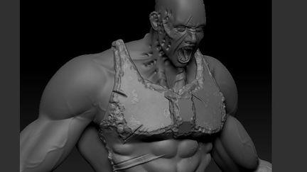 Dominance War V - 3D - Jorge Lescale - God of Darkness_HPB