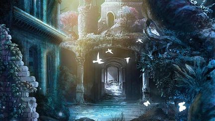 3D Background Art