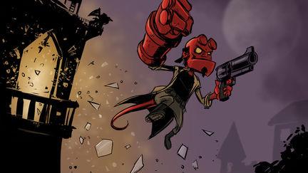 Daily Sketch - Hellboy