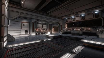 Sci-Fi Interior Asset Pack