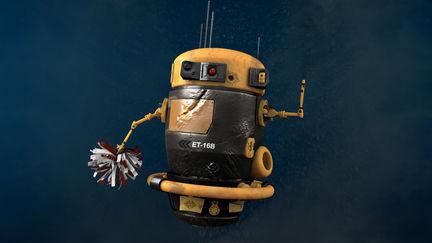 Robot ET-16B