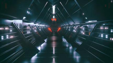 corridor b