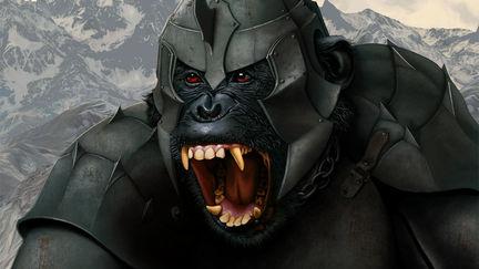 warrior ape