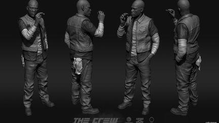 The Crew - Harry the mechanic