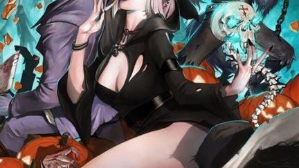 Happy Halloween adv