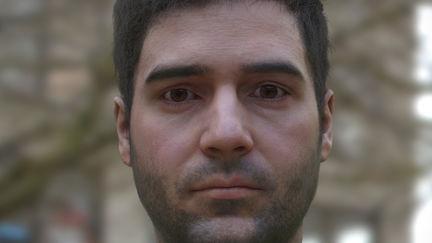 """The Portrait Project """"Aldo"""""""