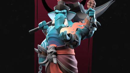 GaneshaWarrior