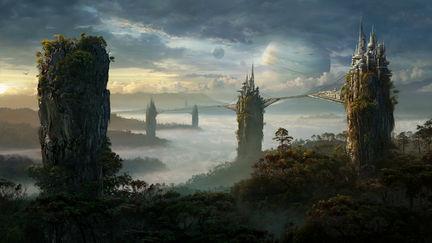 Pillar City