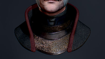 Male Game Head