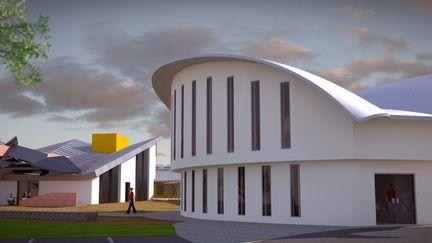 TAISBA Campus : Mathangwane - Botswana - Africa