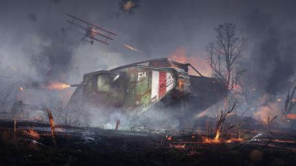 Battlefield 1. Fan-art