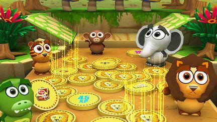 Jungle Dozer iOS/Android game