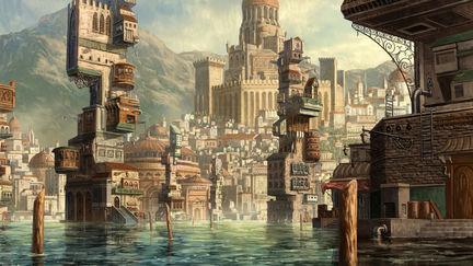 cove city