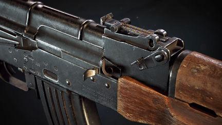 Kalashnikov-AKM