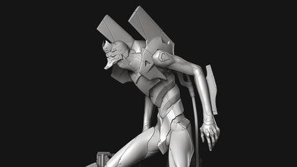 EVA 02 - Prime 1 Studio - Neon Genesis Evangelion