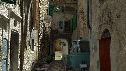 Itally Alley