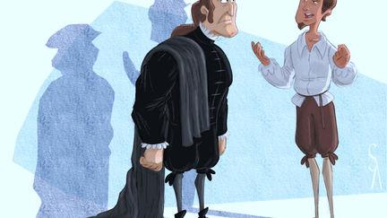 The Doctor in Spite of Himself  (pg 18)
