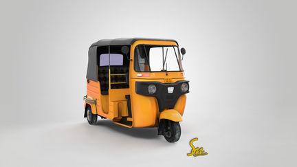 Auto [ tuktuk]