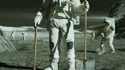 Esquire Magazine - Gold rush on asteroids