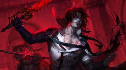 A butcher Crowley