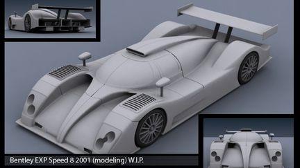 Bentley Speed 8 2001