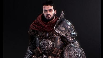 Game Art- Good fantasy character